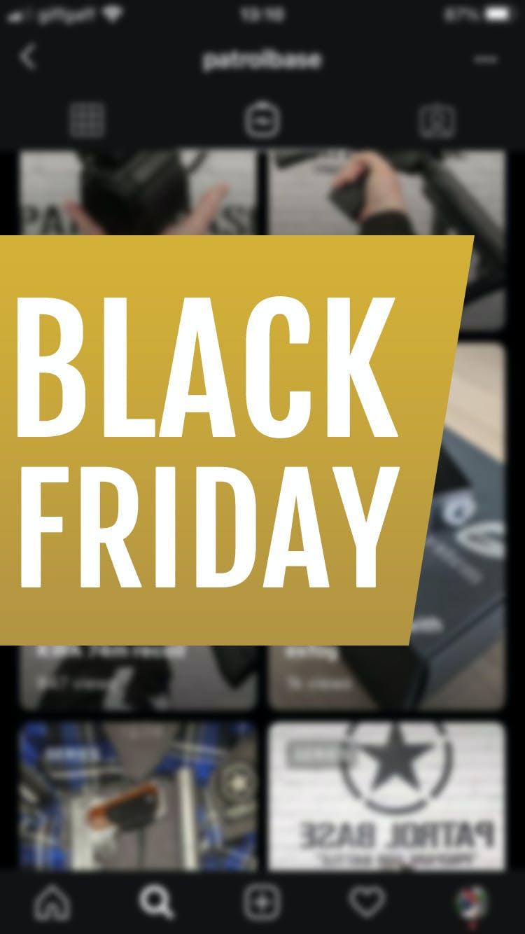 Black Friday Gold Standard Deals