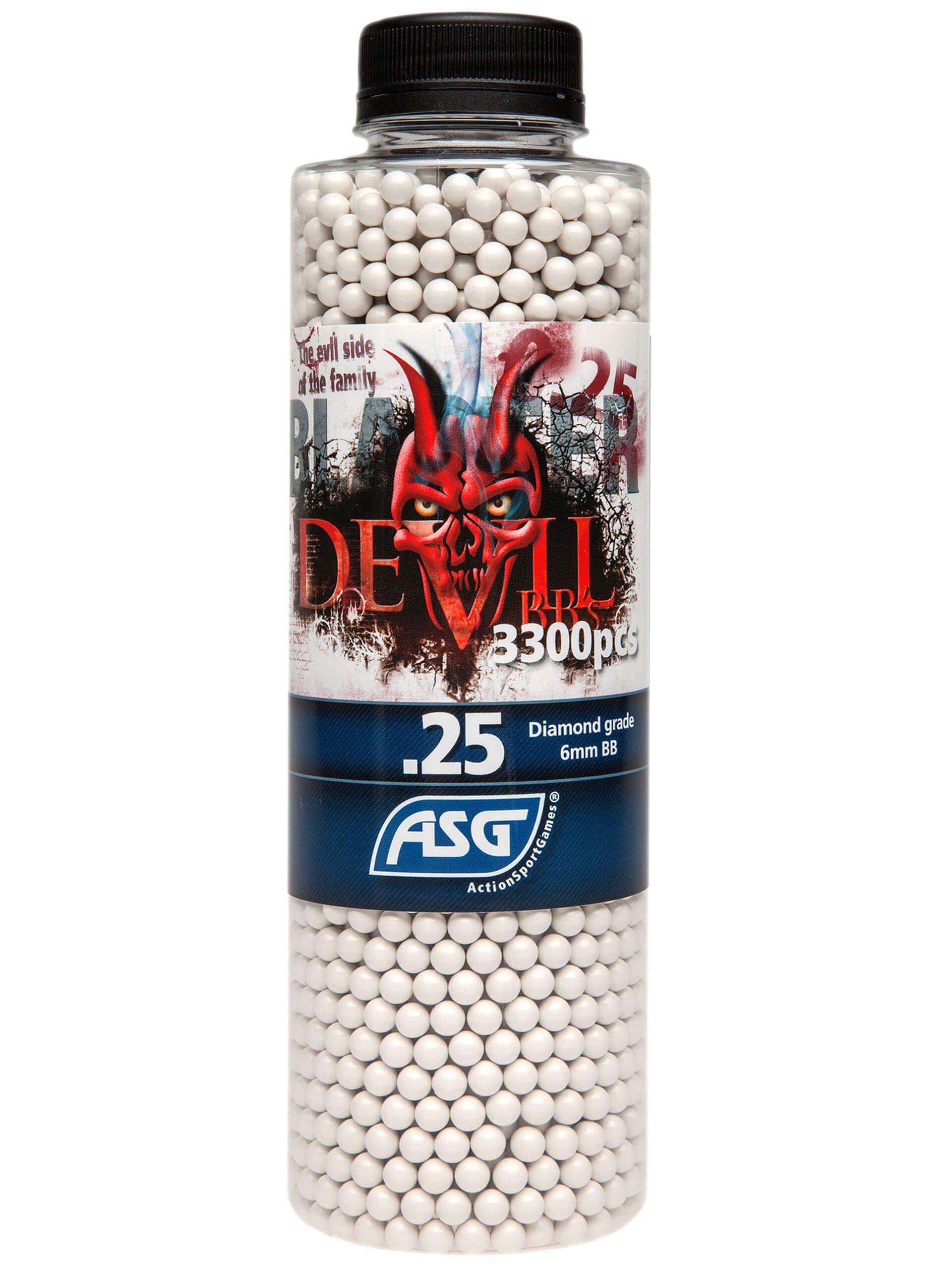 ASG 0.25g Devil Blaster BB