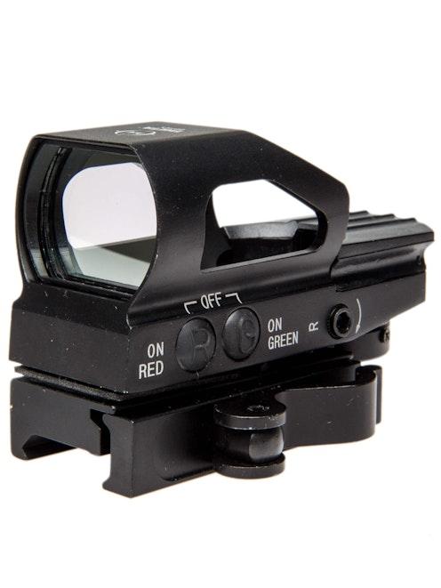 Theta Optics Spider Red / Green Dot Sight for 20mm RIS / RAS Rails