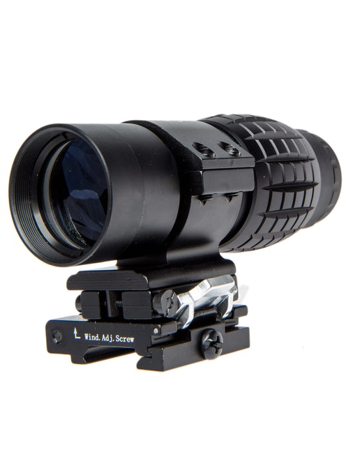 Theta Optics 3x35 V2 Flip-to-side Sight Magnifier