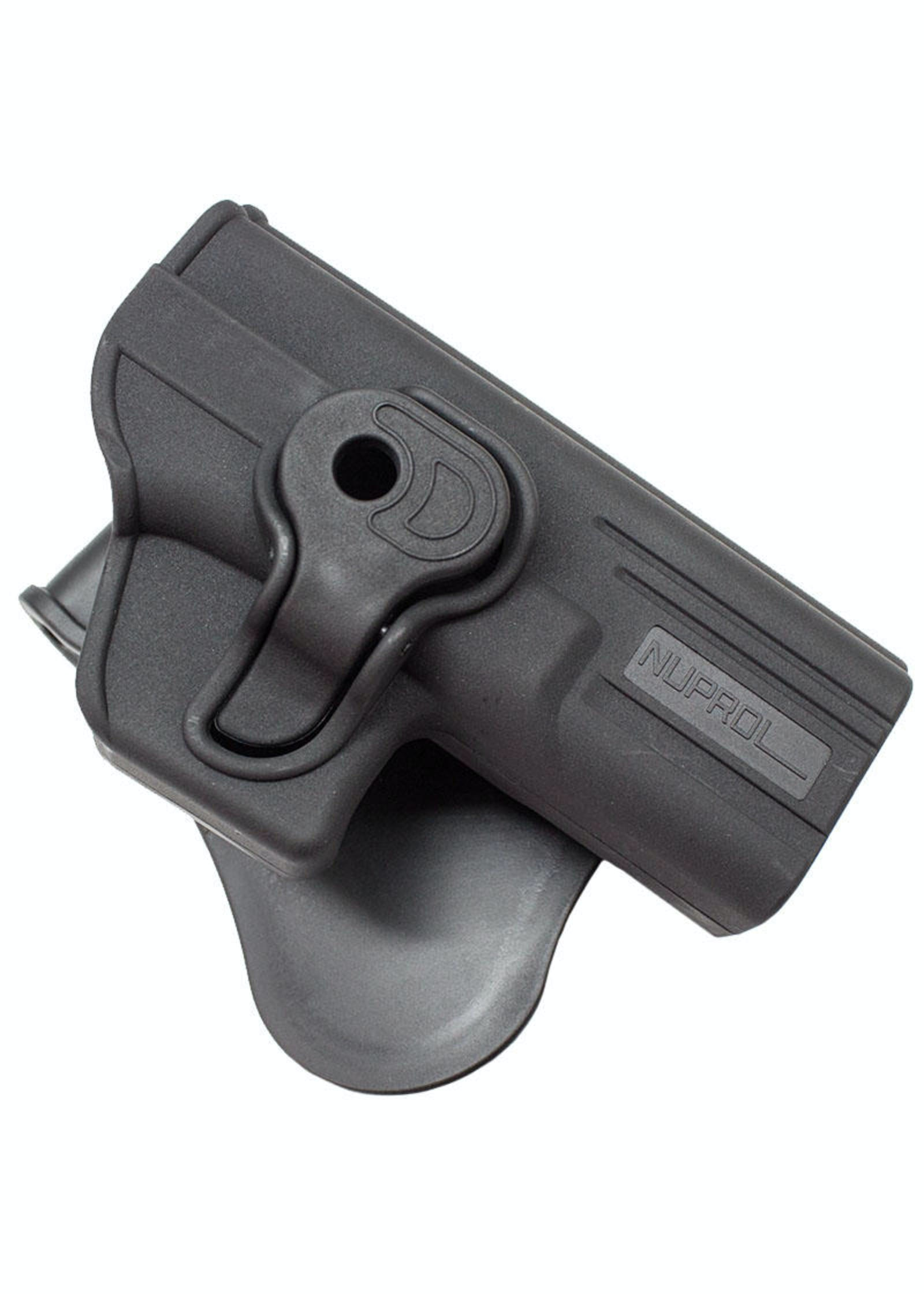 NUPROL EU G-Series Pistol Retention Paddle Holster