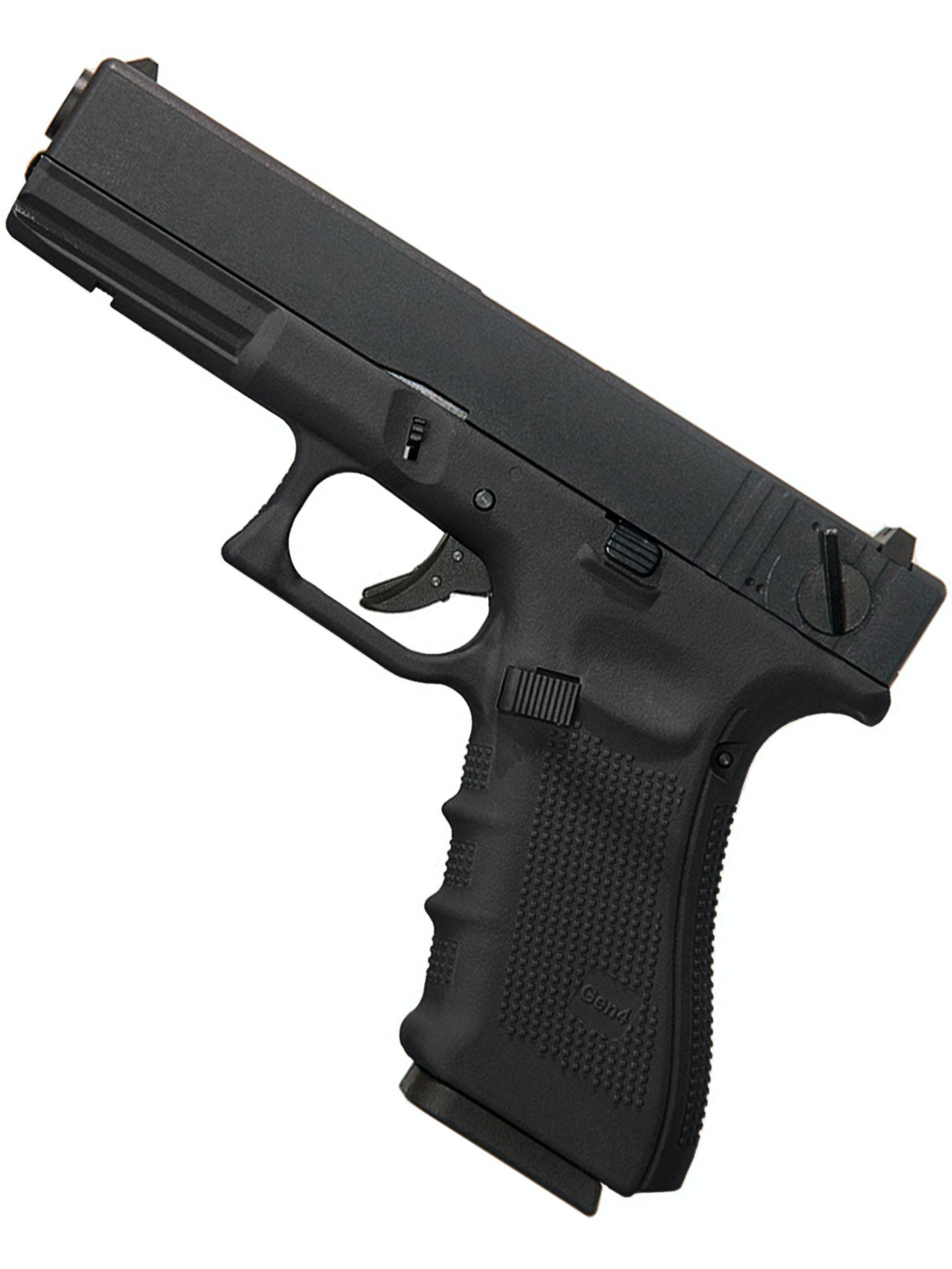 WE Europe G-Series G18c Gen4 Gas Airsoft Pistol