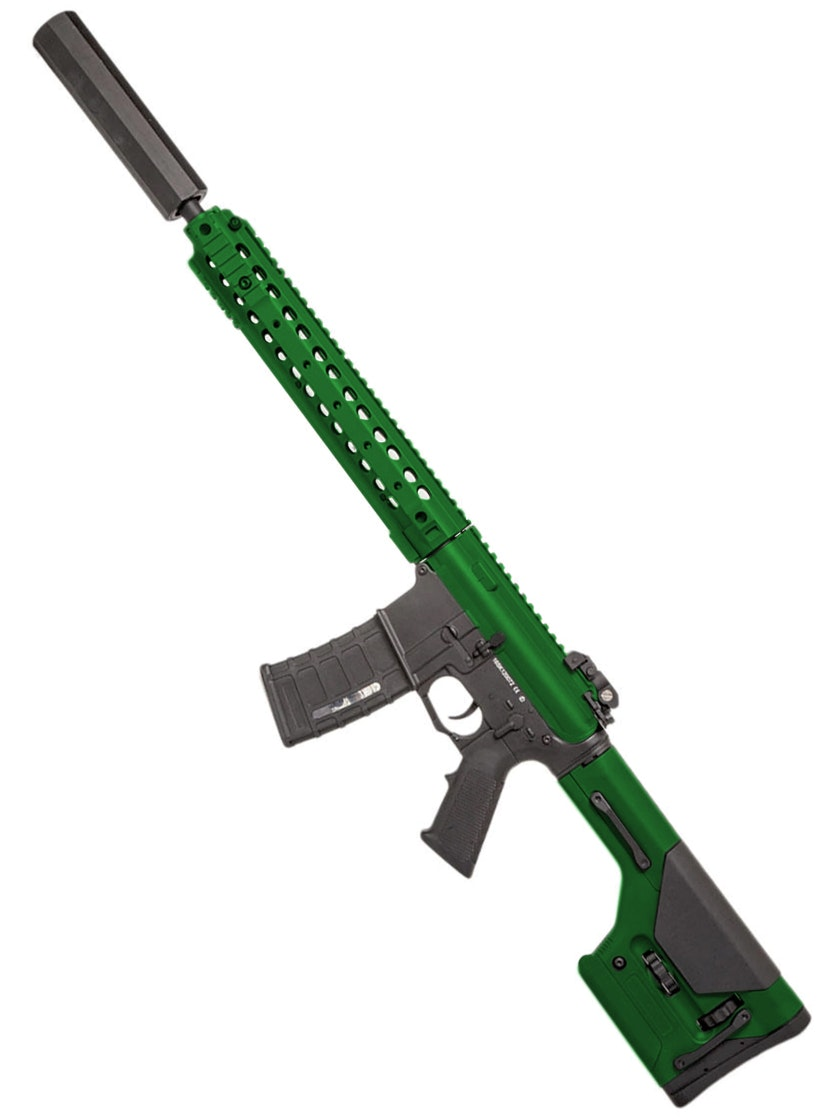 A&K DMR M4 Suppressed