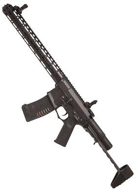 ARES - Octarms AM-016 M4 Keymod CQB - Black