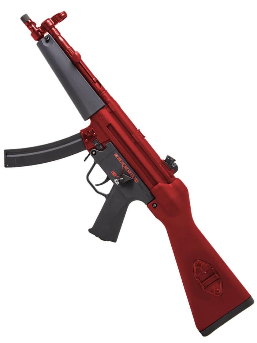 G&G Armament GT Advanced TGM A4 MP5 Full Stock Blowback