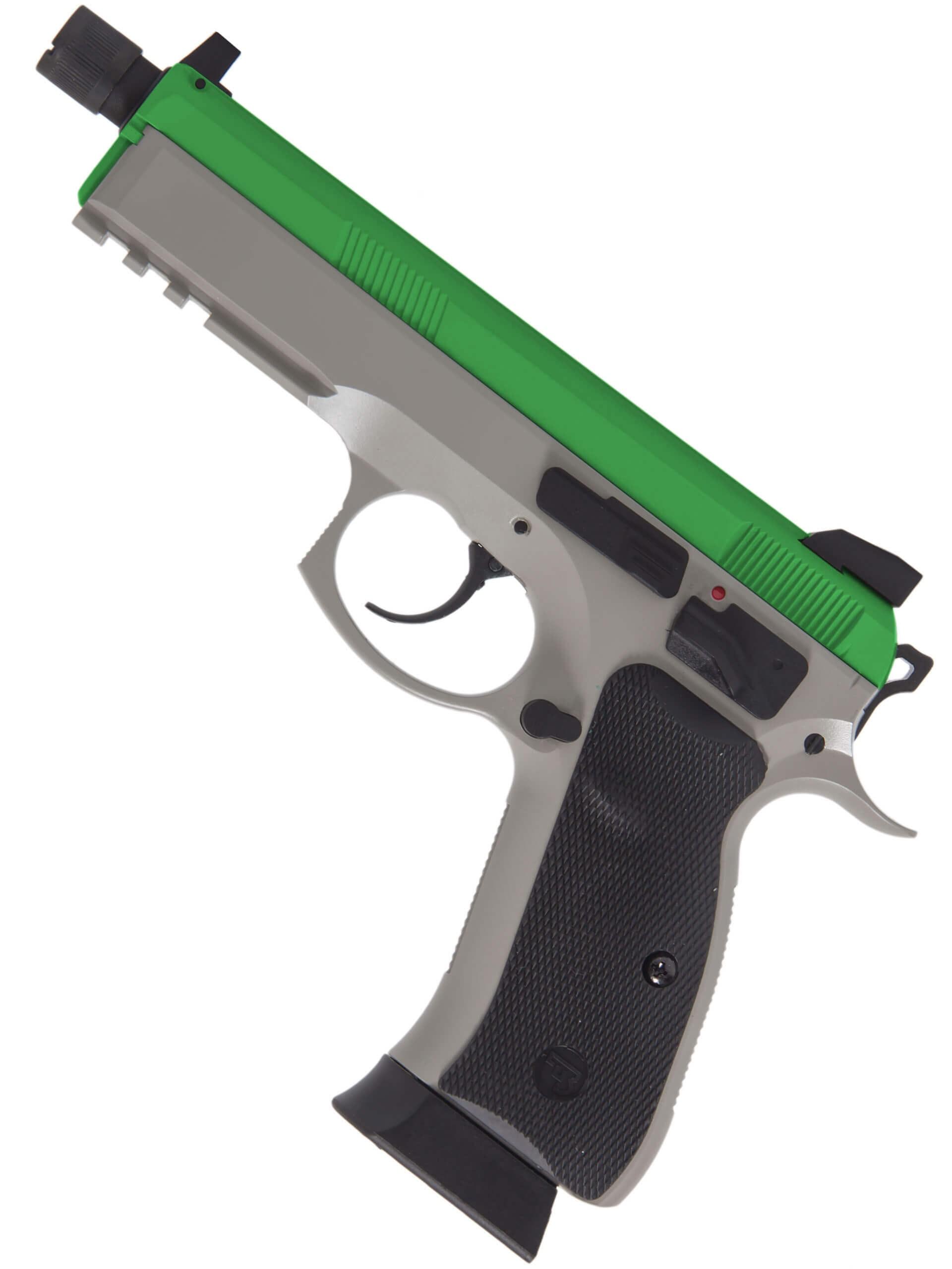 ASG CZ SP-01 Shadow CO2 Blowback Pistol