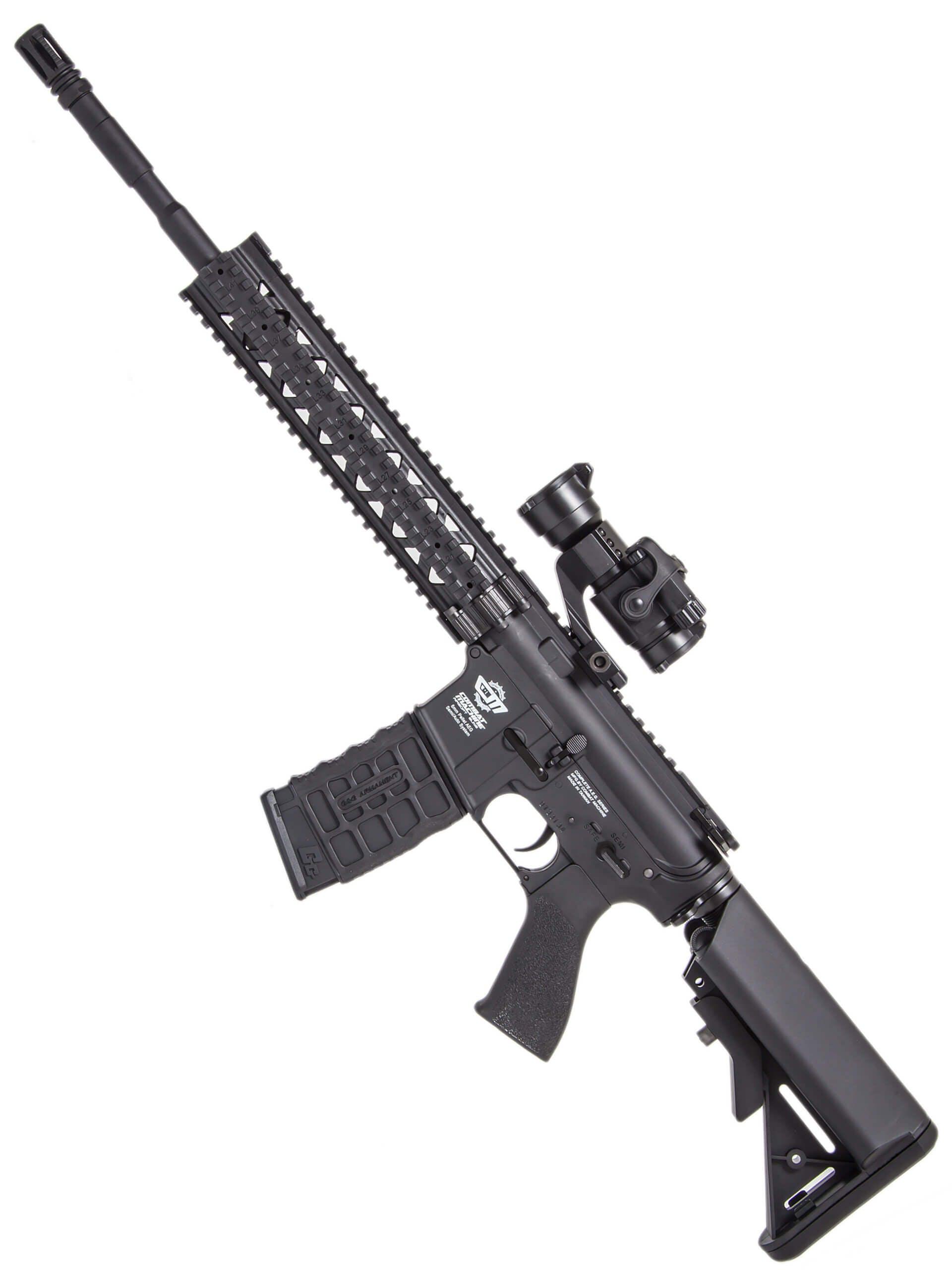 Combat Machine CM16 R8-L