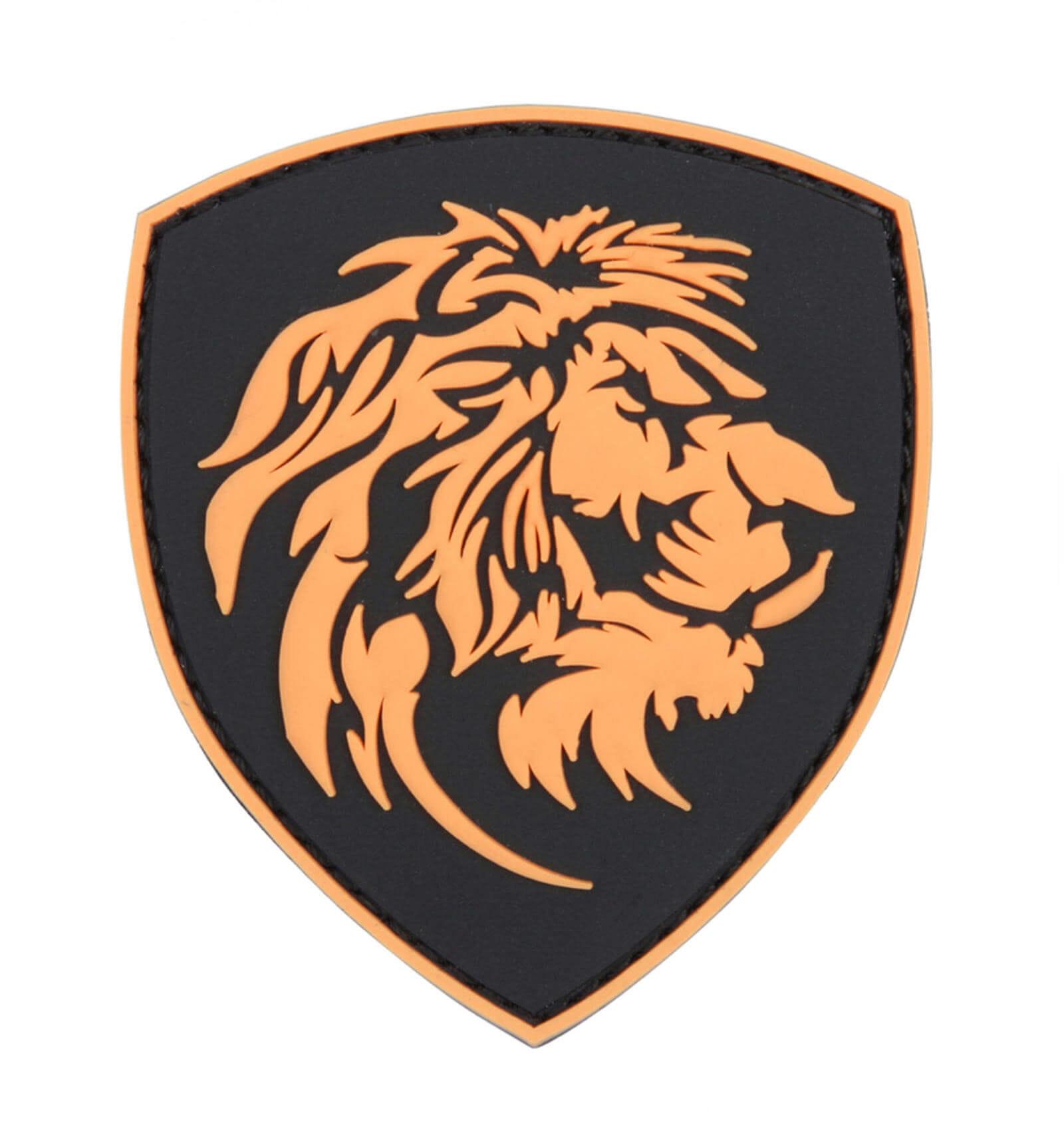 101 Inc  Dutch Lion PVC 3D Patch