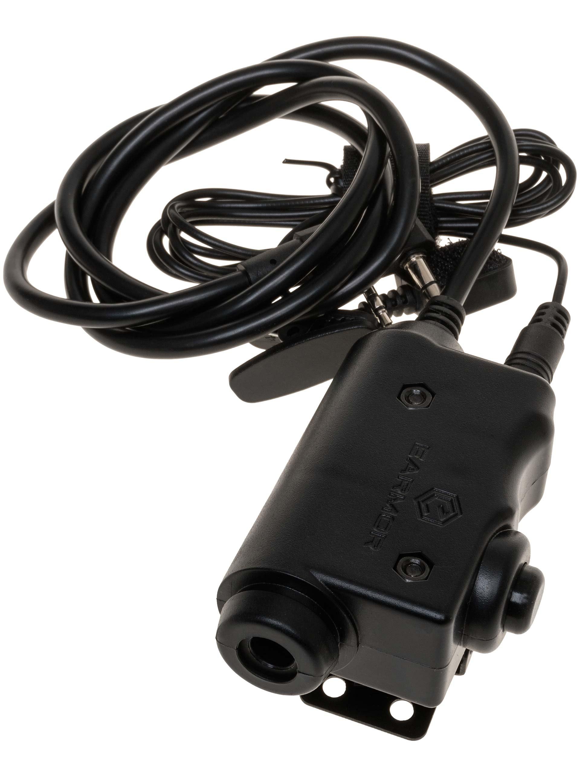 Earmor M52 Ptt With Kenwood Baofeng Plug Switch Wiring
