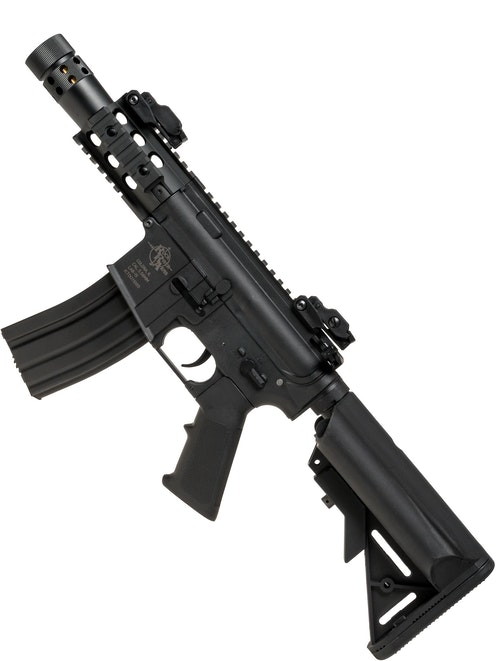 SPECNA ARMS ROCK RIVER ARMS SA-C10 CORE STUBBY CQB CARBINE, BLACK