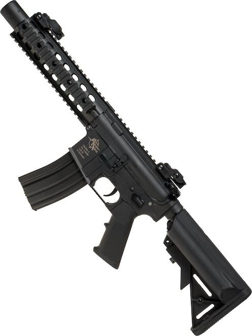 SPECNA ARMS ROCK RIVER ARMS SA-C05 CORE SPECIAL OPS CARBINE RIFLE, BLACK