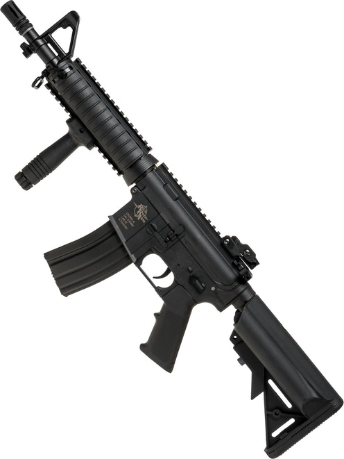 SPECNA ARMS ROCK RIVER ARMS SA-C04 CORE CQB RAILED CARBINE RIFLE, BLACK