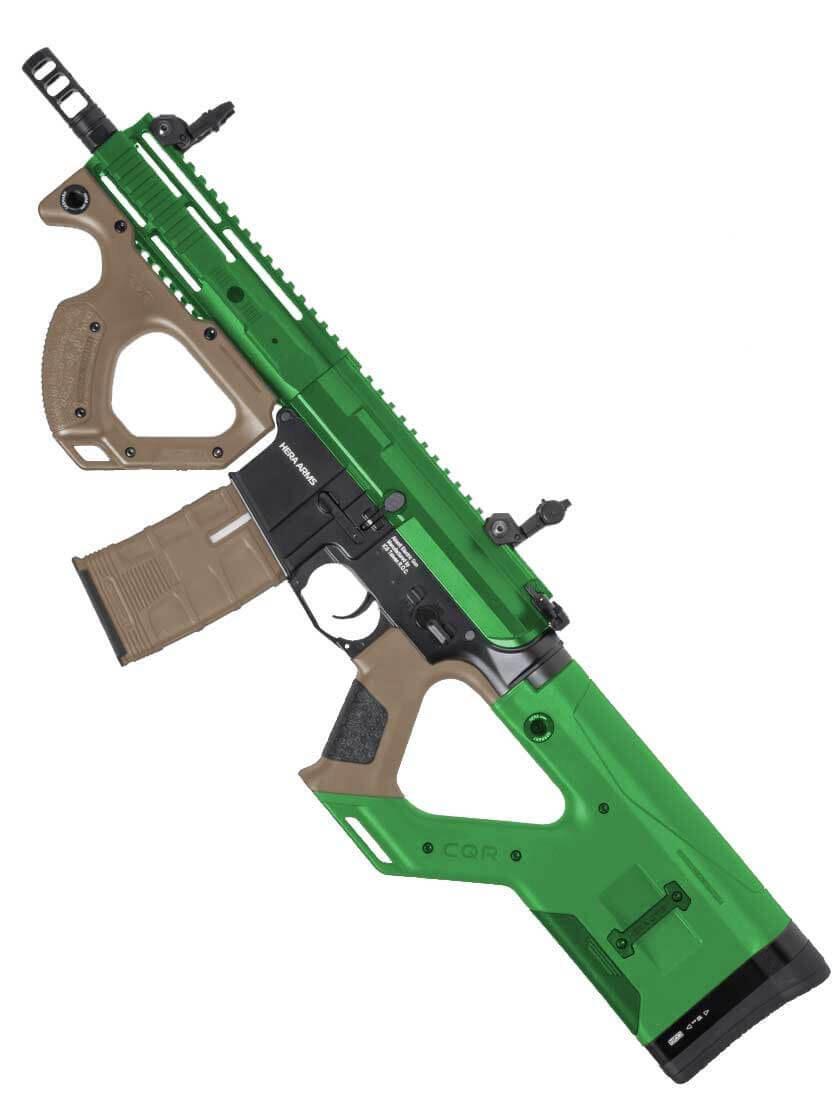 ASG HERA ARMS CQR AR15 Milspec SSS Edition Rifle
