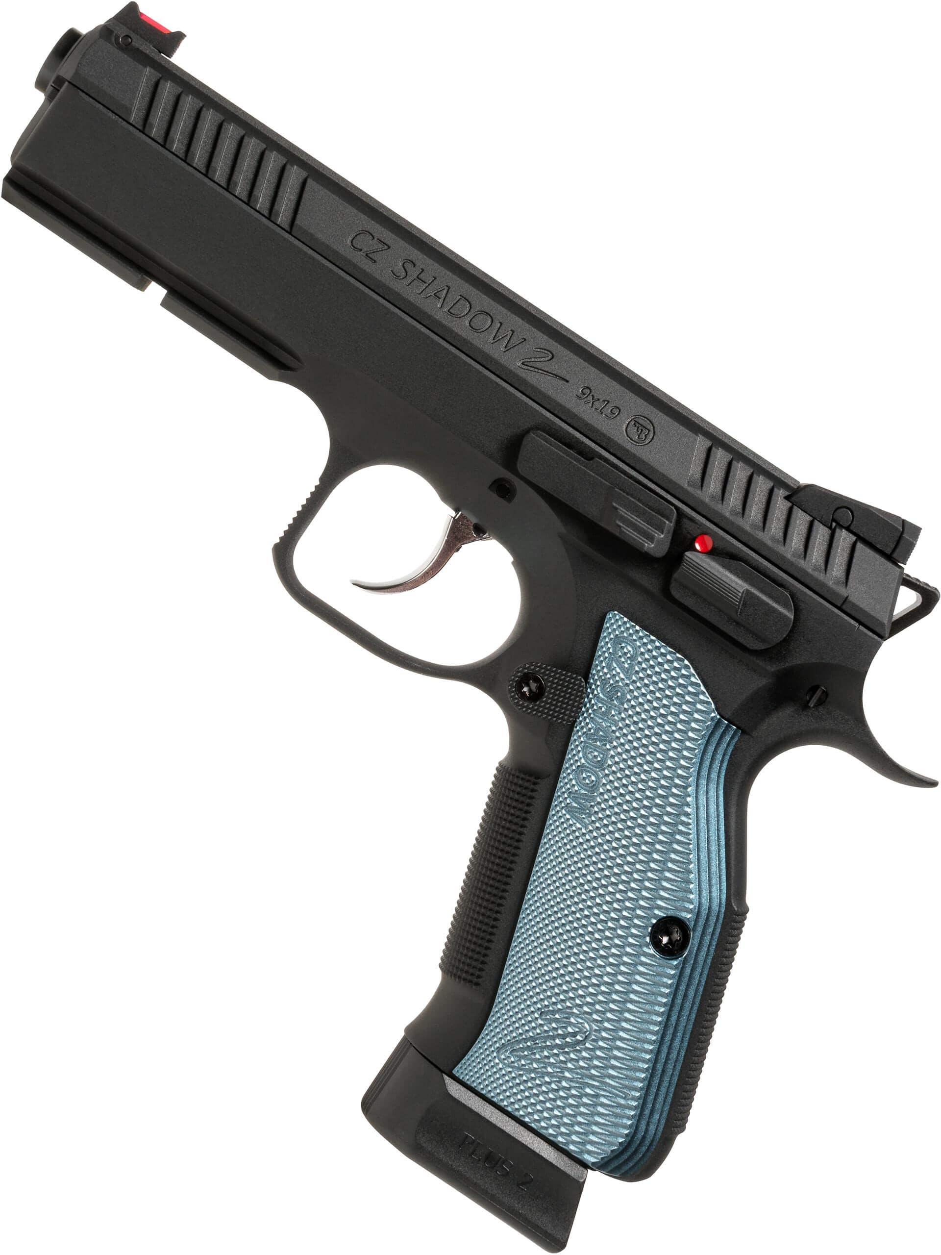 CZ Shadow 2 CO2 Pistol